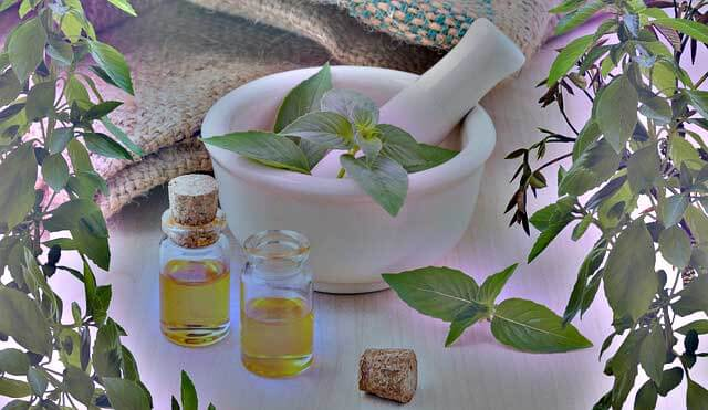 A Natural Healing Remedy to help cope with change - Essential oils