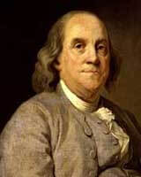 Benjamin Franklin Quote - His view about good habits and bad ones.