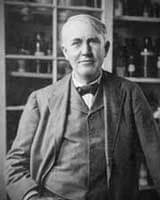 Thomas Edison on the habit of persisting to succeed at what you want.