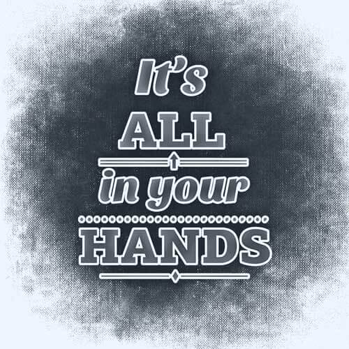 No Motivation - It's All In Your Hands